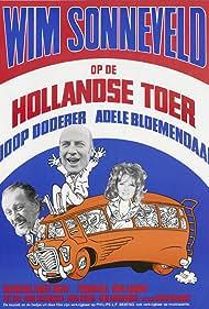 Adèle Bloemendaal, Joop Doderer, and Wim Sonneveld in Op de Hollandse toer (1973)
