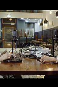 James Lontayao and Steven Krimmel in Café Exposé (2016)