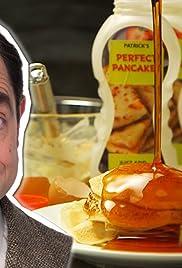 Pancake Bean Poster