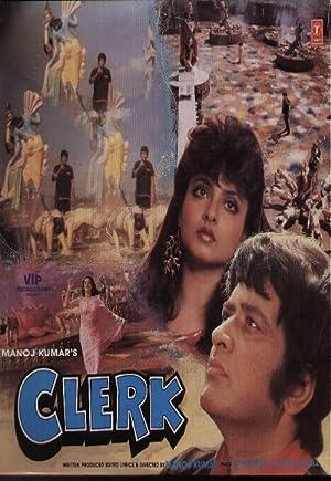 Manoj Kumar Clerk Movie