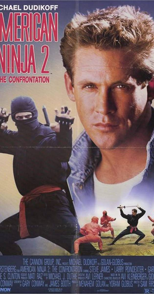 Subtitle of American Ninja 2: The Confrontation
