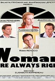 Les femmes ont toujours raison Poster