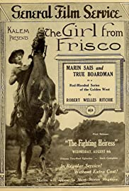 The Girl from Frisco Poster
