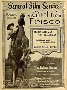 The Girl from Frisco USA