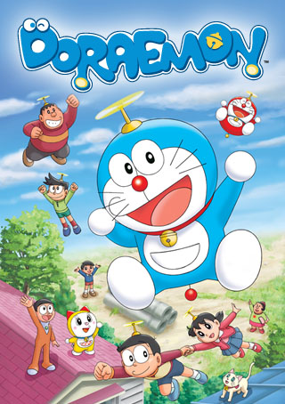 Doraemon : Hindi Season 1-8 & 14-17 COMPLETE 576p HEVC DVDRip | GDRive | MEGA | Single Episodes