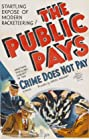 The Public Pays (1936) Poster