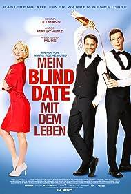 Jacob Matschenz, Kostja Ullmann, and Anna Maria Mühe in Mein Blind Date mit dem Leben (2017)