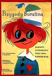 Priklyucheniya Buratino Poster