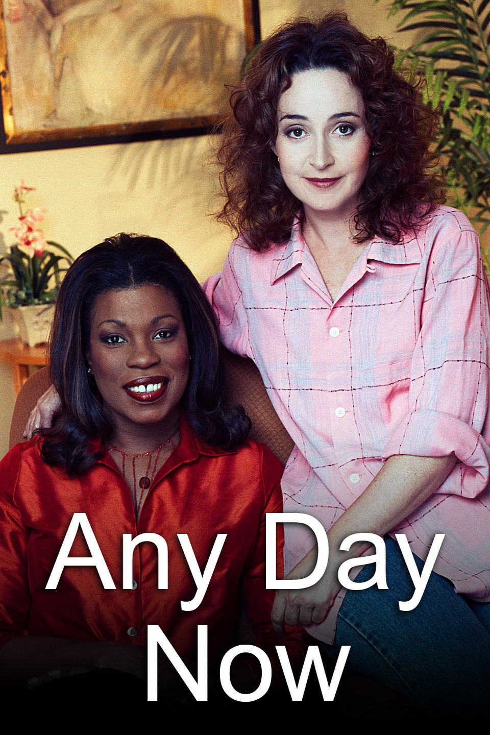 Annie Potts and Lorraine Toussaint in Any Day Now (1998)