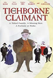 The Tichborne Claimant Poster