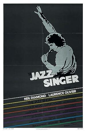 The Jazz Singer Poster Image