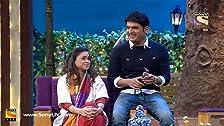 Sonakshi & Shibani in Kapil's Show