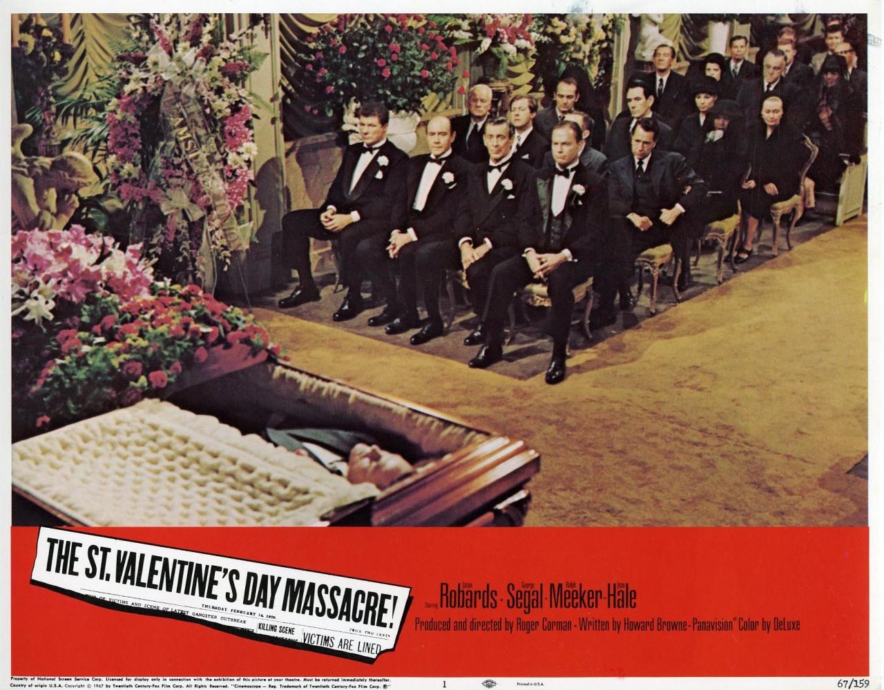 The St Valentine S Day Massacre 1967 Photo Gallery Imdb