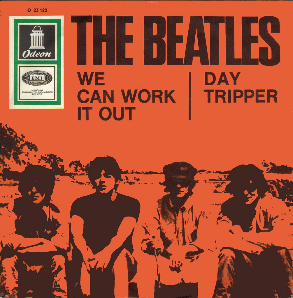 The Beatles: We Can Work it Out (Video 1965) - IMDb