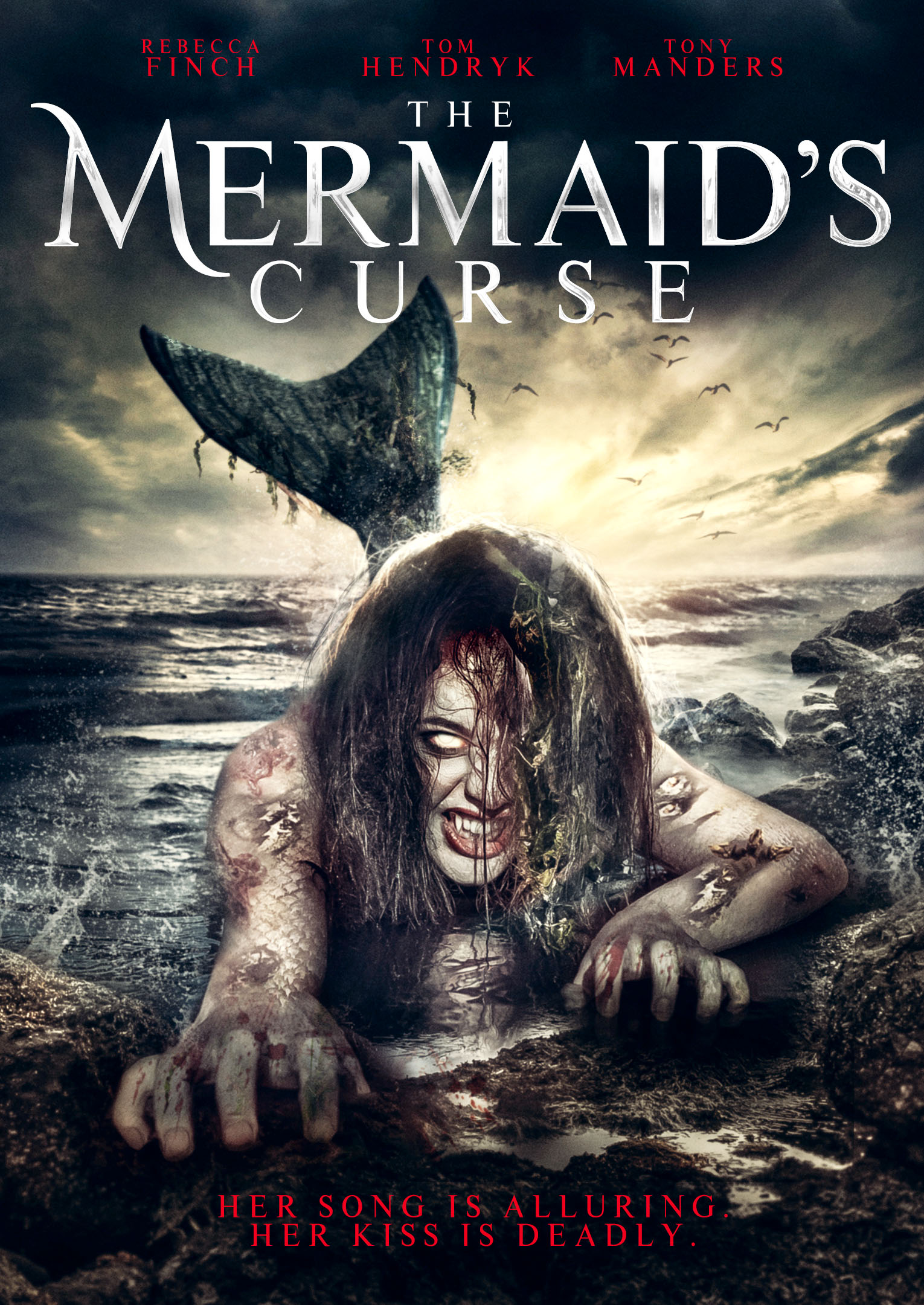 The Mermaid's Curse (Hindi Dubbed)
