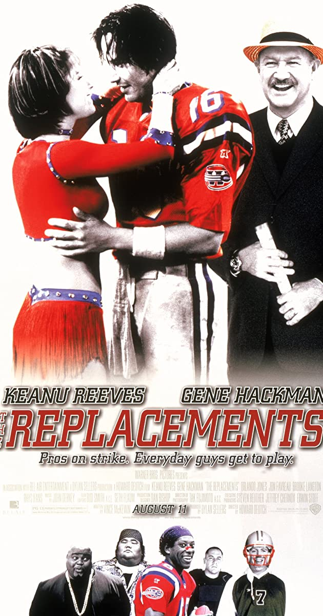 Subtitle of The Replacements