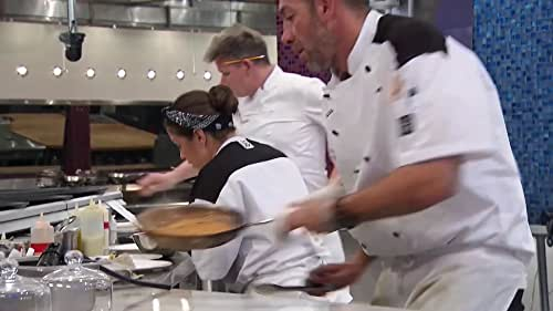 Hell's Kitchen: The Final Four Are Tested