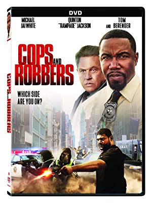 Movie Cops and Robbers (2017)