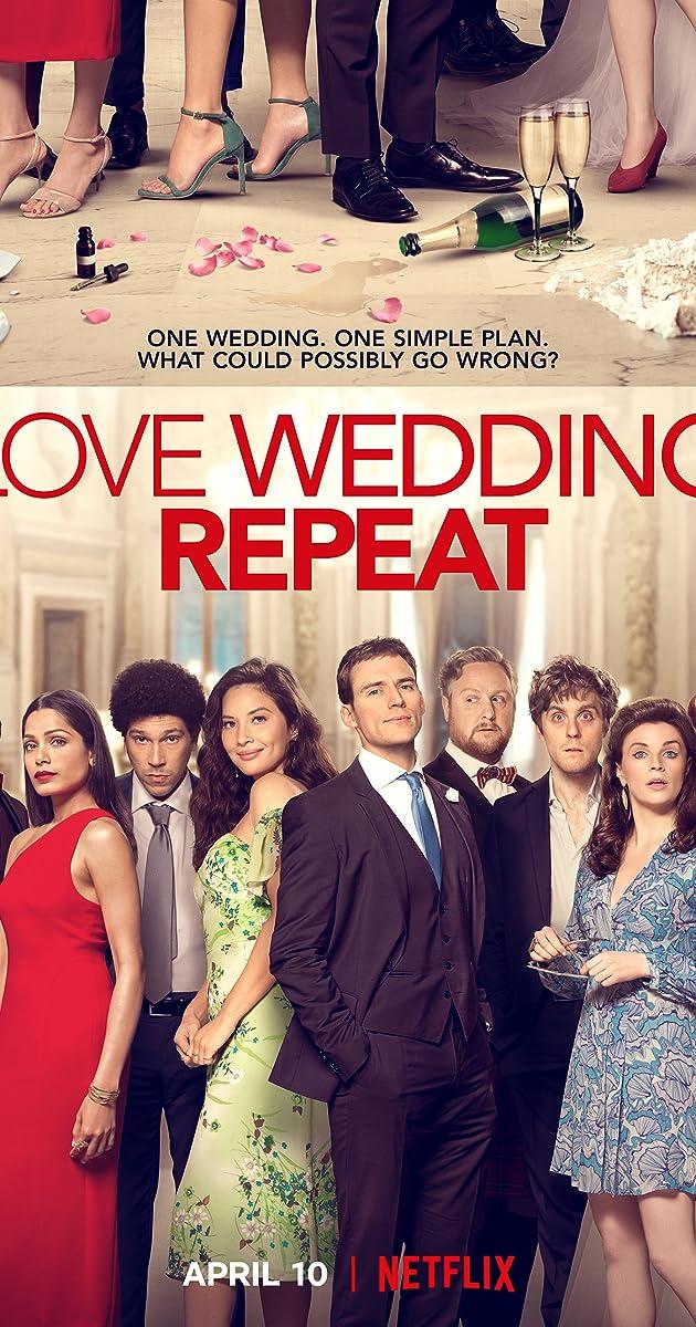 Subtitle of Love. Wedding. Repeat