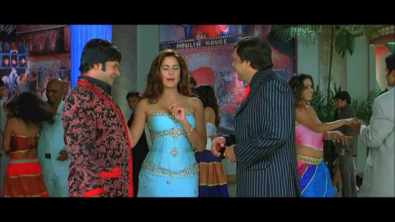 Govinda and Katrina Kaif in Partner (2007)