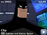 batman and harley quinn imdb parents guide
