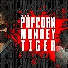 Amrutha Iyengar and Cockroach Sudhi in Popcorn Monkey Tiger (2019)