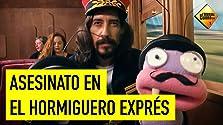 Asesinato en el Hormiguero Express (2018 TV Short)