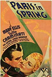 Paris in Spring Poster