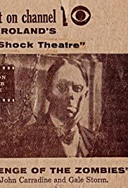 The Shock Theatre Poster