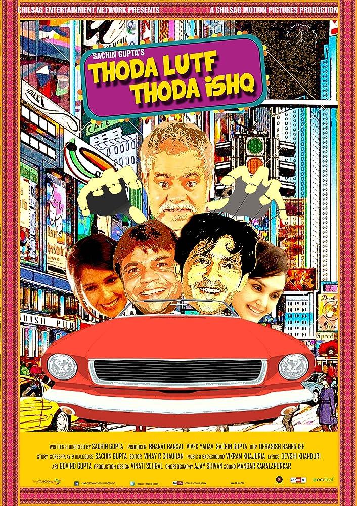 Thoda Lutf Thoda Ishq (2015) Hindi