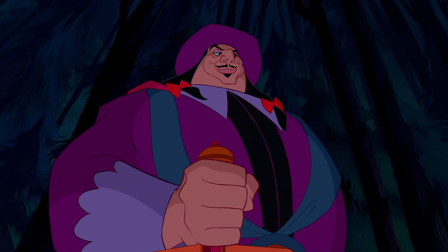 David Ogden Stiers in Pocahontas (1995)