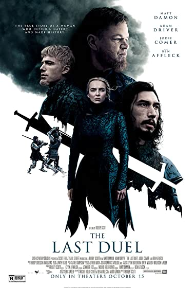 The Last Duel (2021) DVDScr English Movie Watch Online Free