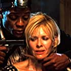 Kate Capshaw and Blair Underwood in Just Cause (1995)