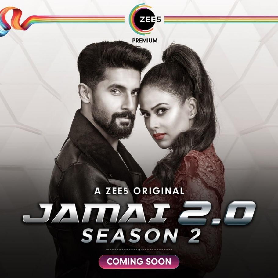 Download Jamai 2.0 2021 S02 Hindi Complete Zee5 Original Web Series 480p HDRip 800MB