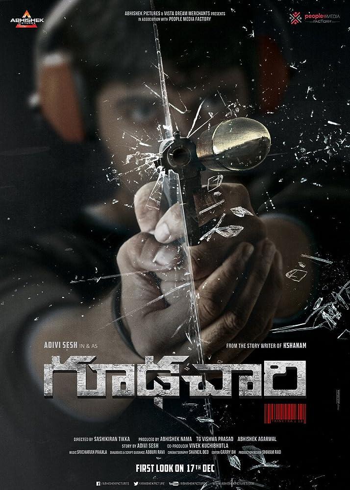 Goodachari (2018) Telugu HQ 720p Pre-DVDRip x264 1.4GB