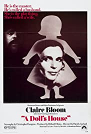 A Doll's House (1973) Poster - Movie Forum, Cast, Reviews