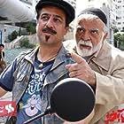 Mehdi Fakhimzadeh and Ramin Rastad in Moshte Akhar (2019)