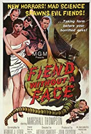 Fiend Without a Face (1958) Poster - Movie Forum, Cast, Reviews