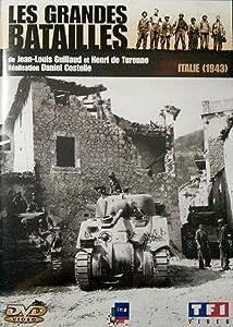 Les grandes batailles: La bataille d'Italie none