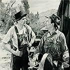 Gary Cooper and Walter Brennan in Sergeant York (1941)