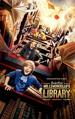 Escape from Mr. Lemoncello's Library 2017 9