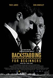 Backstabbing For Beginners (2018) Full Movie Watch thumbnail