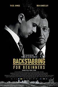 Legal dvd movie downloads Backstabbing for Beginners [720x1280] [SATRip] [1280x720p], Rachel Wilson