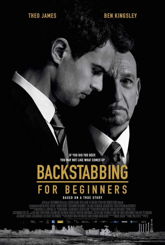 Backstabbing for Beginners (2018) BluRay 480p, 720p & 1080p