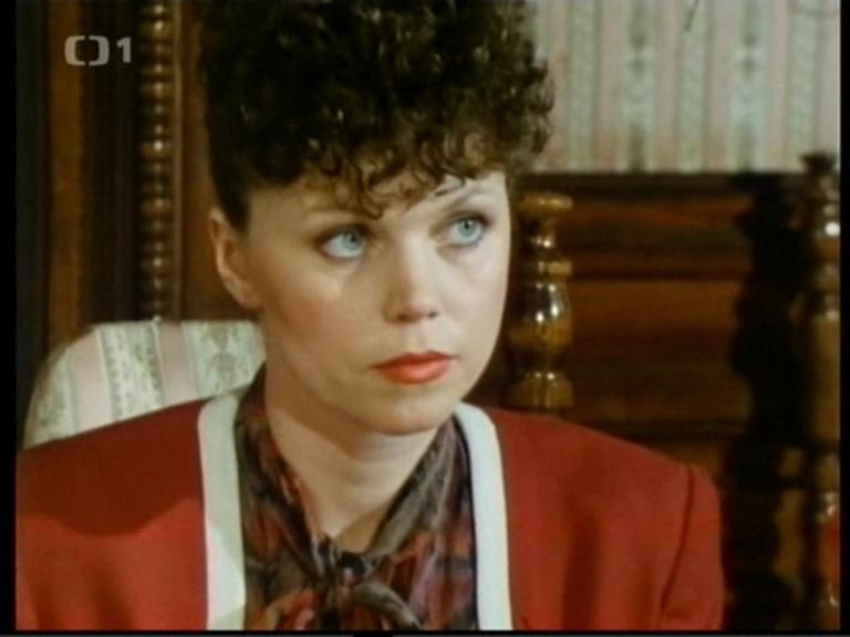 Jana Janeková in Herec (1988)