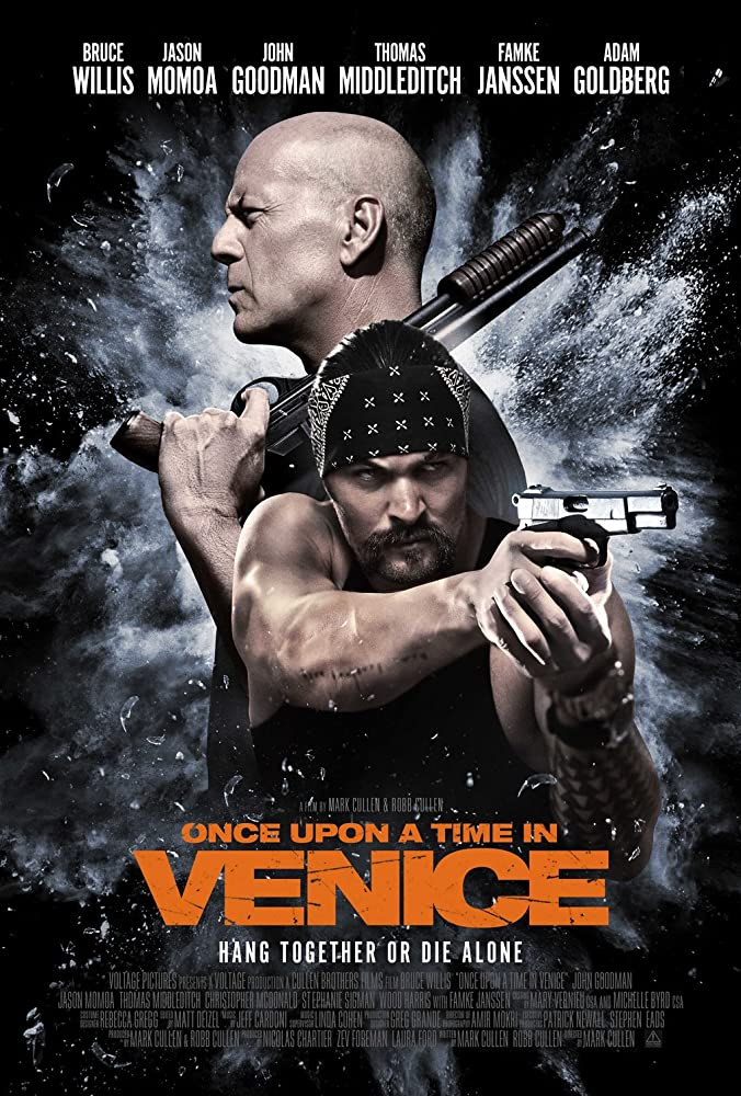 فيلم Once Upon a Time in Venice مترجم
