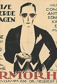 Anita Berber, Max Gülstorff, Kathe Oswald, Richard Oswald, Eugen Rex, Reinhold Schünzel, Conrad Veidt, Jules Verne, and J. Fenneker in Die Reise um die Erde in 80 Tagen (1919)
