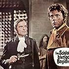 Michel Lemoine and Howard Vernon in Im Schloß der blutigen Begierde (1968)