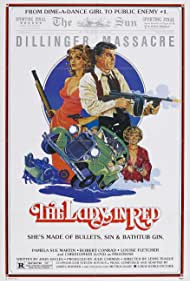 The Lady in Red (1979) Poster - Movie Forum, Cast, Reviews
