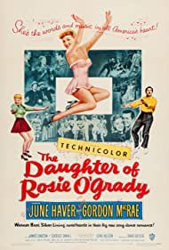 The Daughter of Rosie O'Grady (1950) Poster - Movie Forum, Cast, Reviews